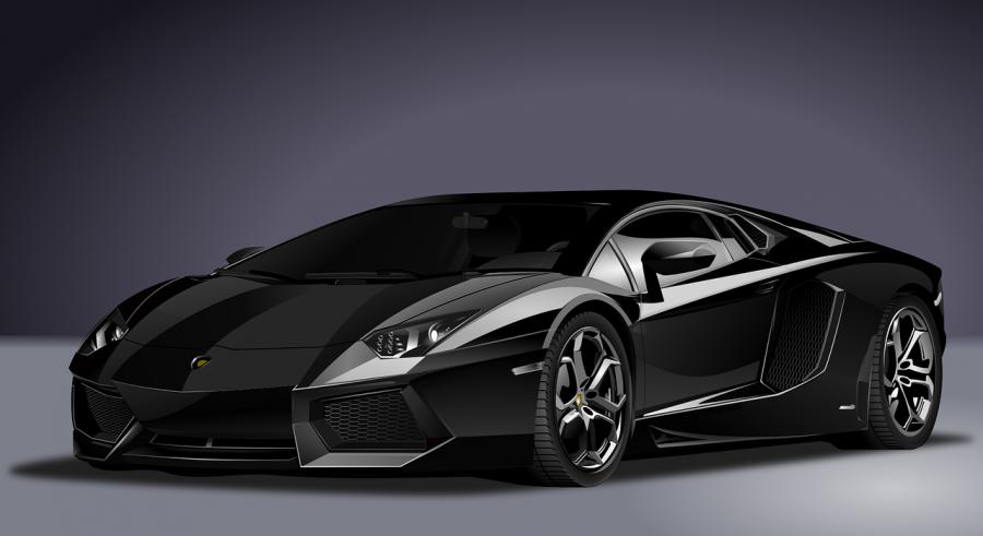 Les voitures de sport sont les plus belles et performantes.
